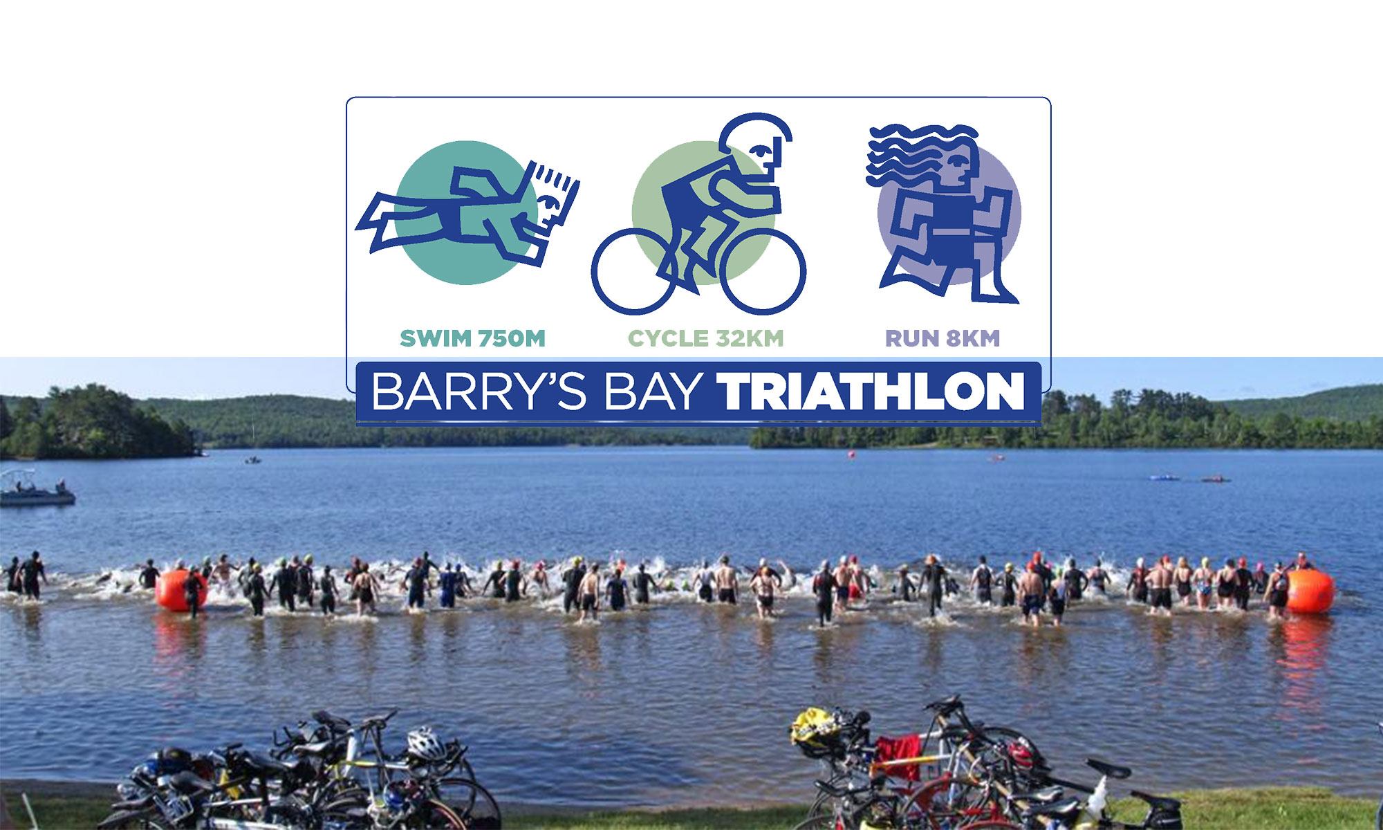 Barry's Bay Triathlon